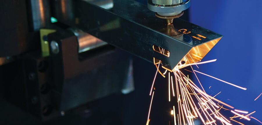 Cięcie laserem rur i profili