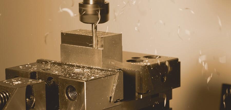 Frezowanie manualne