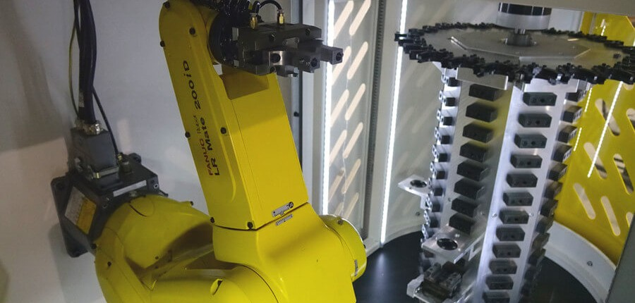 Roboty autonomiczne – stacjonarne i mobilne